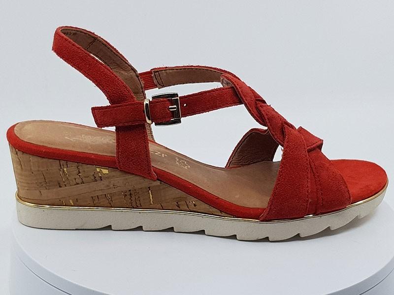 Sandales 28719 Rouge